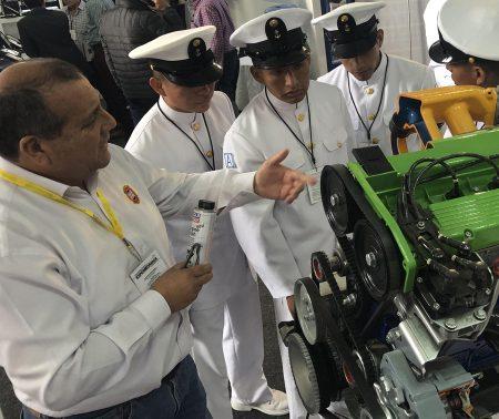LIQUIMOLY en Feria Expomecanica Perú 2020