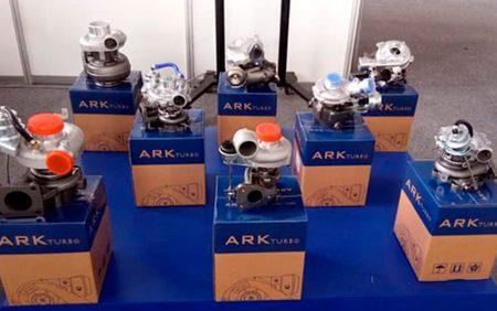 ARK TURBO en Feria Expomecanica Perú 2020