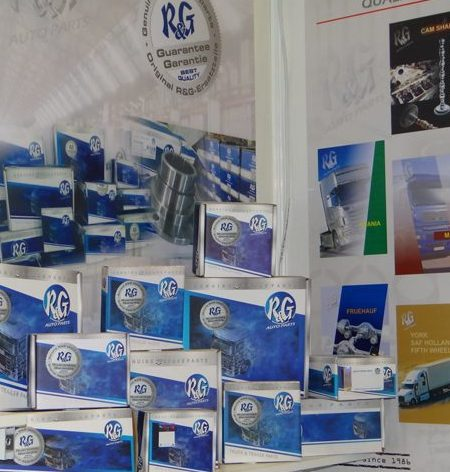 R&G AUTOMOTIVE en Feria Expomecanica Perú 2020