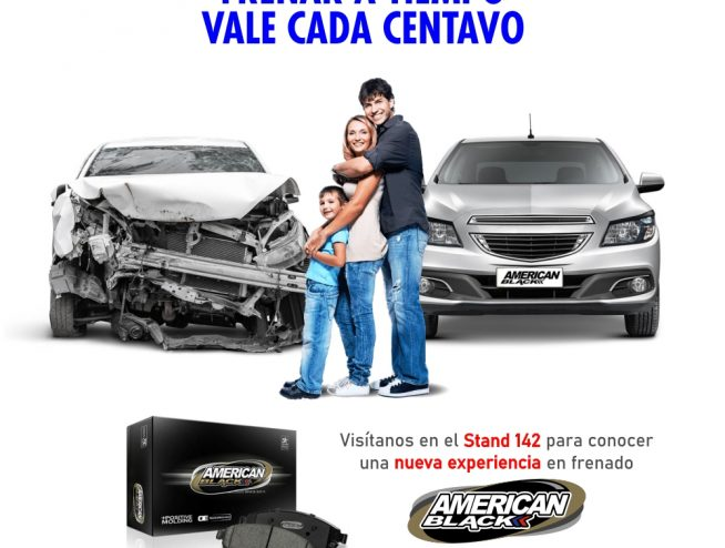 American Black Sur Logistic en Feria Expomecanica Perú 2020
