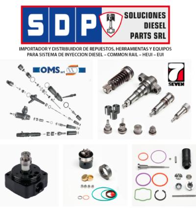 SDP SOLUCIONES DIESEL PARTS en Feria Expomecanica Perú 2020