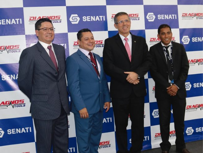 Diagnostools F-car en Feria Expomecanica Perú 2020